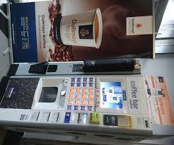 Dallmayr Vending Machine Unique Nou Pe Piața Din Botoșani Primele Automate De Cafea Care Acceptă