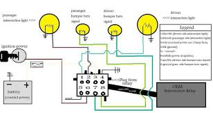 diy wiring up intersection lights oem relay th gen honda report this image