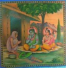 Image result for shabari and rama