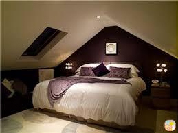 Attic Bedroom Design Ideas Magnificent Purple Accent Wall Attic Bedroom B E D▫r O O M S❧♡⁀°✿ In 48