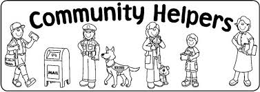 Small Picture Delightful Design Community Helper Coloring Pages Helpers Teacher