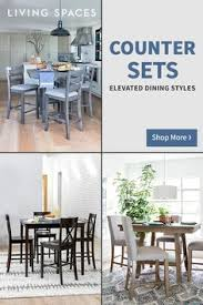 counter height dining sets for your dining room custom wood furniturehardwood