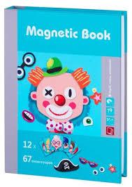 Настольная <b>игра</b> MGA Entertainment <b>Magnetic Book</b> Гримерка ...