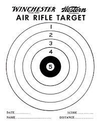 cdb110af08ab04a8b7012aa2a77ddd47 air gun targets printable air rifle target pdf printable air on printable targets for zeroing