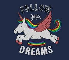Resultado de imagen de follow your dreams