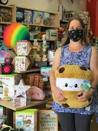 Meet Your Neighborhood Toy Store Owner   Q&A with Lesa Smith of Whiz Kids -  Visit SLO