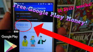 how to get free google play gift card codes 2018 legitimate method
