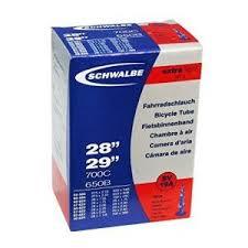 Купить <b>Камера</b> велосипедная <b>Schwalbe SV19A EXTRA</b> LIGHT, 40 ...