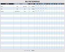 Bill Calendar Template Adorable Adbbdbdceef Financial Binder Financial Tips Best Picture Bill