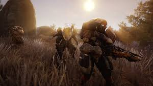 Warframe - Welcome to Plains of Eidolon ...