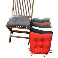 blazing ndles u shape twill dining chair cushions ties seat for room chairs a d e with canada