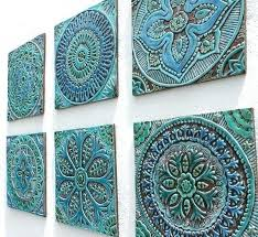 >ceramic tile wall art outdoor ceramic wall art outdoor wall art  ceramic tile wall art outdoor ceramic wall art outdoor wall art garden decor set of 9 ceramic garden art ceramic outdoor ceramic wall art