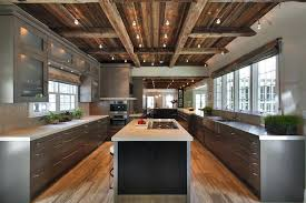track lighting dining room. Track Lighting In Kitchens Rustic Dining Room With Arts Crafts Beams Kitchen Lowes