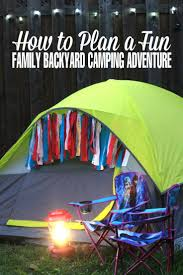 Backyards For Kids Top 25 Best Backyard Camping Ideas On Pinterest Camping Foods