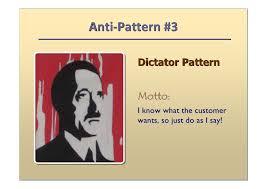 Anti Pattern Simple Agile Analysis Anti Patterns