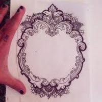 Oval Frame Tattoo Page 2 Frame Design Reviews