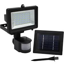 Solar Lawn U0026 Garden  Products  Nature PowerSolar Powered Outdoor Security Light Motion Detection