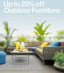 Tis The Season To Save At Crate And Barrel  Loving Outdoor Loving Outdoor Living Magazine