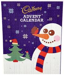 Chocolate Advent Calendar 2014 -