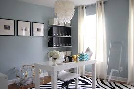 colors for a home office. Blue Gray Paint Color Grey Office The Wall Home With Colors For A
