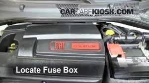 interior fuse box location 2012 2016 fiat 500 2012 fiat 500 c interior fuse box location 2012 2016 fiat 500 2012 fiat 500 c pop 1 4l 4 cyl