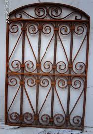 wrought iron victorian gate hanging wall garden decor 6 click with regard to metal gate wall on iron gate wall art with metal gate wall art wall art wp mama