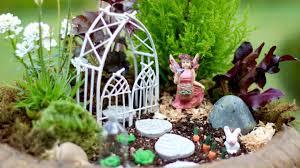 Fairy Garden Pictures Fairy Garden Inspiration Youtube