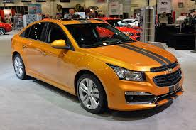 2015 Chevrolet Cruze RS Plus Concept: SEMA 2014 Photo Gallery ...