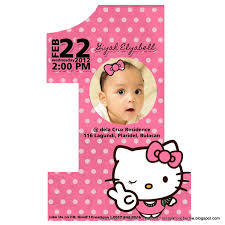 bunch ideas of invitation maker for 1st birthday about 1st birthday and christening invitation templates