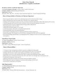 Image Gallery of Exclusive Design Logistics Coordinator Resume 7 Free  Contemporary Logistics Coordinator Resume Template