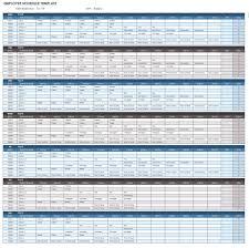University Schedule Template 24 Free Time Management Worksheets Smartsheet 20