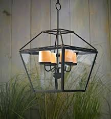 living home outdoors battery operated led gazebo chandelier living home outdoors battery operated led gazebo chandelier