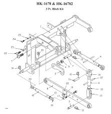 Diagram howse bush hog parts diagram