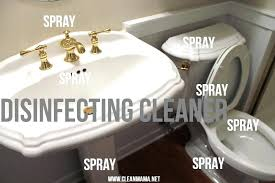 how to disinfect bathtub step two spray sink and tubs and toilet with disinfecting cleaner how to clean bathtub water jets