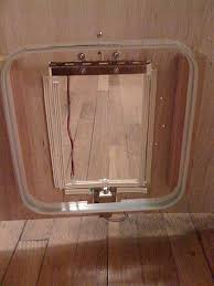 picture of rfid cat door