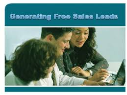 Generating Free Sales Leads