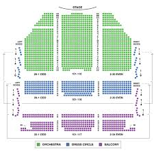 Longacre Theatre Seating View Seating Chart