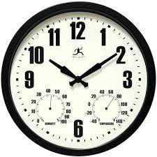 chaney instruments wall clock medium image for outstanding instruments wall clock instruments digital wall clock infinity