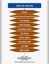 Audit Job Hierarchy Chart Hierarchystructure Com