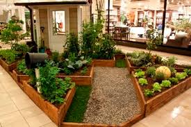 Small Picture Garden Design Garden Design with Completed Full Garden In