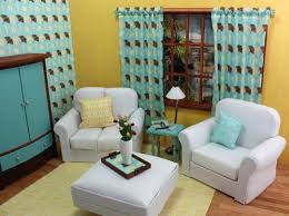 free dollhouse furniture patterns. Diy Dollhouse Furniture Contemporary Living Room Free Plans . Patterns