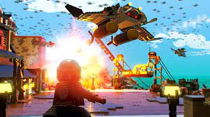 The Lego Ninjago Movie Video Game Review - Trite and Buggy
