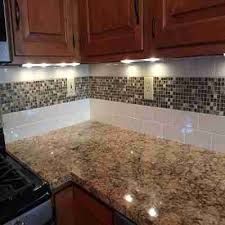 Installing Glass Mosaic Tile Backsplash Magnificent Modern Backsplash Mosaic Just Inspiration For Your Home