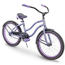 Cruiser Bike Size Chart Amazon Com Huffy Beach Cruiser Comfort Bikes 20 24 26