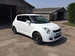 2008 suzuki swift 1 3gl 3 door new mot may 2018 stainless exhaust stunning in white