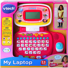 VTech My Laptop - Toys And Games from W. J. Daniel Co. Ltd. UK