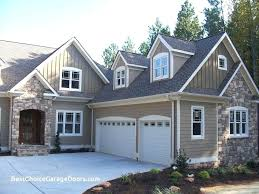 garage door painting ideas exterior awesome exterior house paint color ideas with rustic brown exposed stone garage door painting ideas