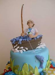 Fishing Cake Ideas Inspirations
