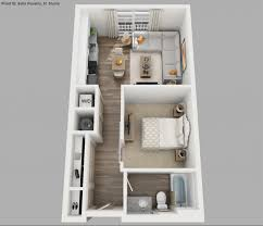 ... Large Size Stunning Floor Plans For Small Studio Apartments Pictures  Design Inspiration ...