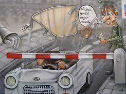 on famous berlin wall artists with east side gallery